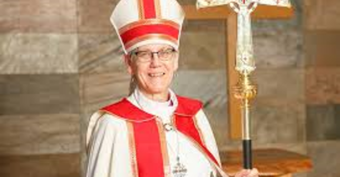 Primate of all Canada to visit the Diocese of Saskatchewan image