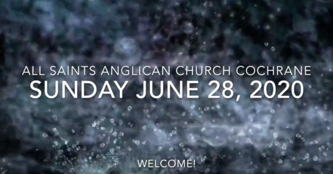 Eucharist Service June 28
