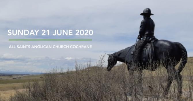 Eucharist Service June 21