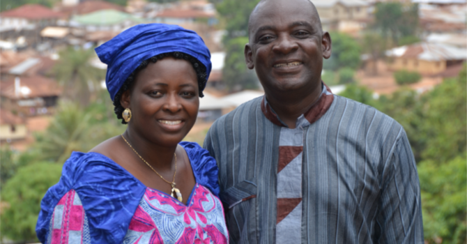 Missionary Partnership in Sierra Leone image