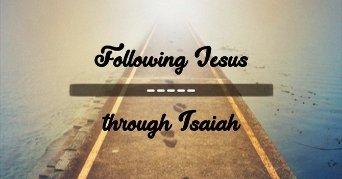 Finding Jesus in Isaiah
