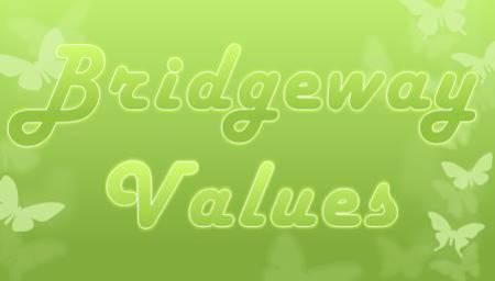 Bridgeway Values