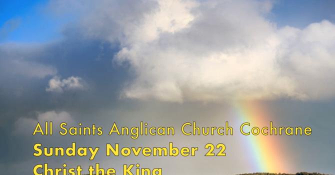 Eucharist Service November 22