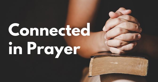 Prayer Needs (November) image