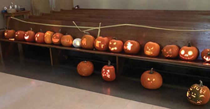 Pumpkin Carving image