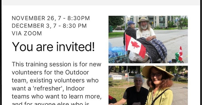 Neighbourhood Ministry Volunteers Training