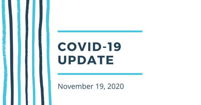 COVID-19 Update (Sunday Services) image