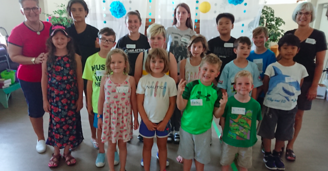Mindful-Kindful Kids Camp image