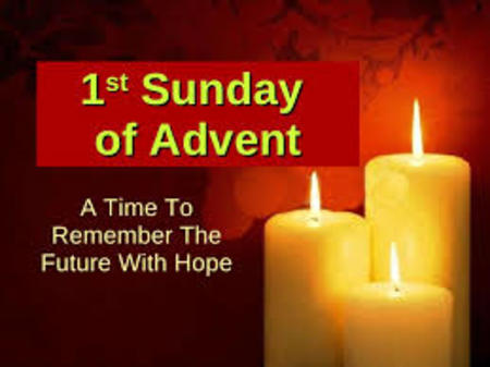 1st sunday in advent worship st dunstan 39 s anglican. Black Bedroom Furniture Sets. Home Design Ideas