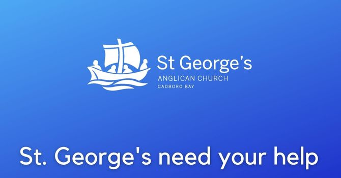 St. George's needs your help image