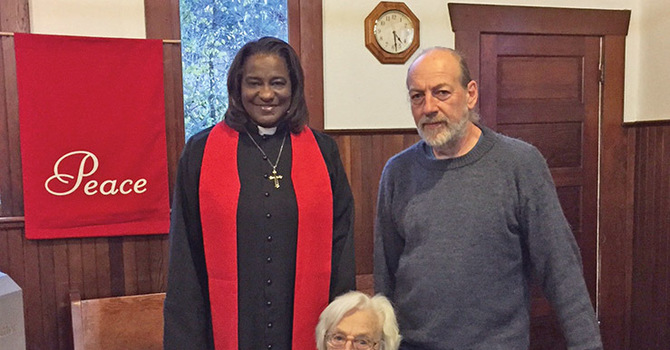 Bellringing for Peace in Whonnock image