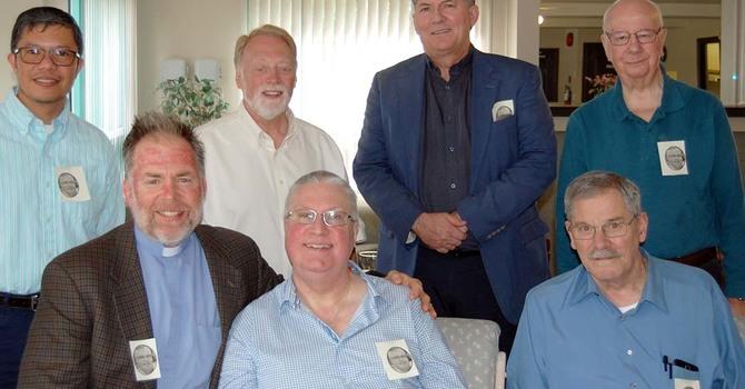 Neil Gray's Clericus Retirement Event