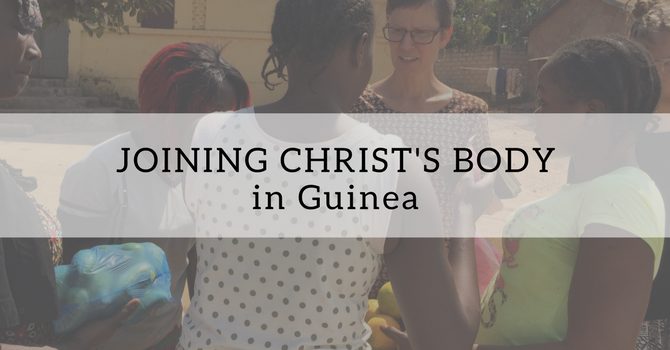 Joining Christ's Body in Guinea image