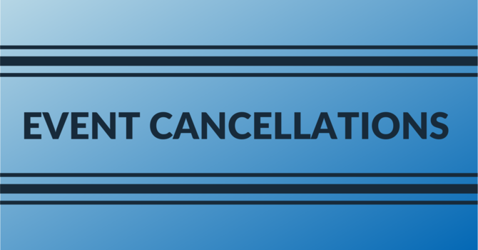 Event Cancellations image