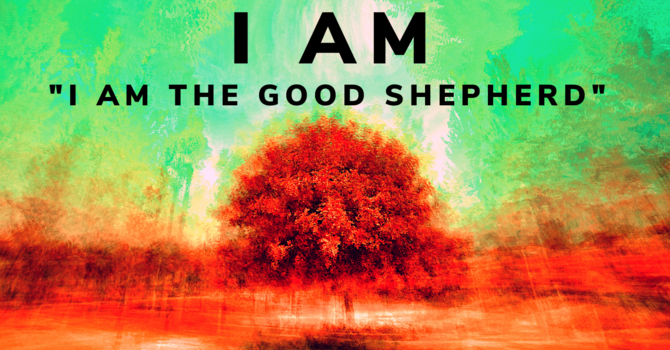 I AM The Good Shepherd