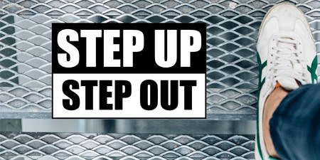 Step UP Step OUT