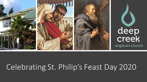 St. Philip's Feast Day 2020