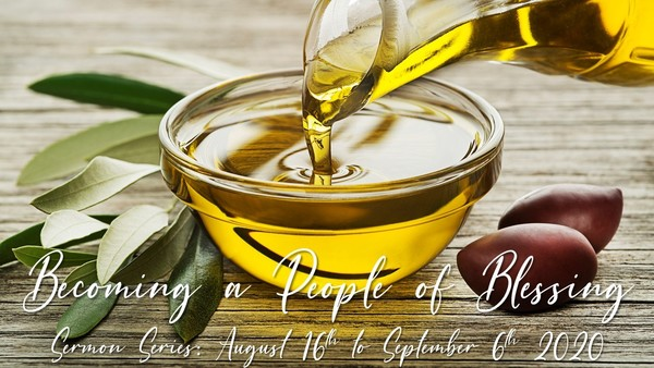 Becoming a People of Blessing