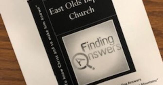 November 3, 2019 Church Bulletin image