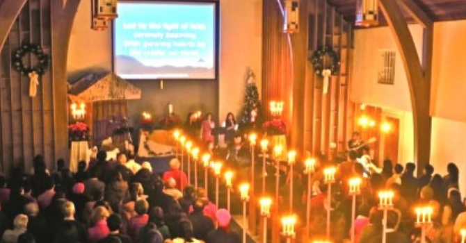 Christmas Eve Candlelight Service 平 安 夜 烛 光 礼 拜