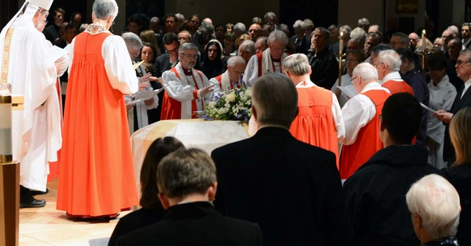 Requiem Eucharist for The Right Reverend James David Cruickshank image