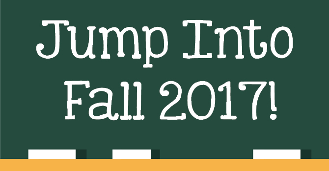 Jump Into Fall: Kids Programming image