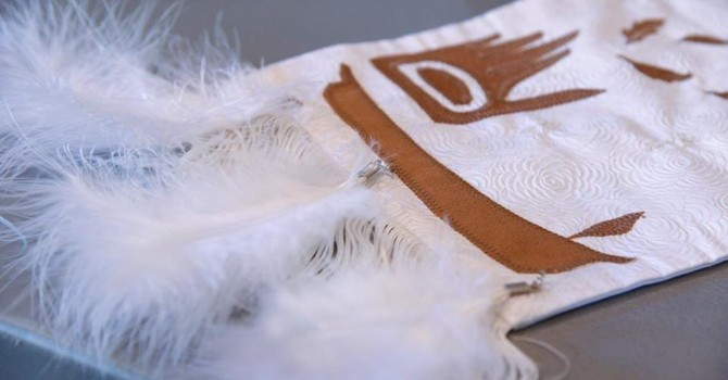 Feather Dance: Listening   Lent Quiet Day