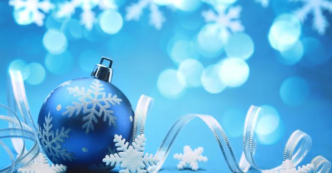 Blue Christmas - A Service of Hope & Remembrance