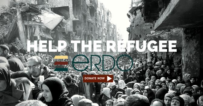 Syrian Refugee Crisis image