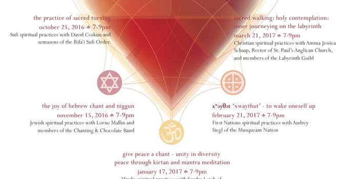 Diocese Co-Sponsors Interfaith Spiritual Practices Series.