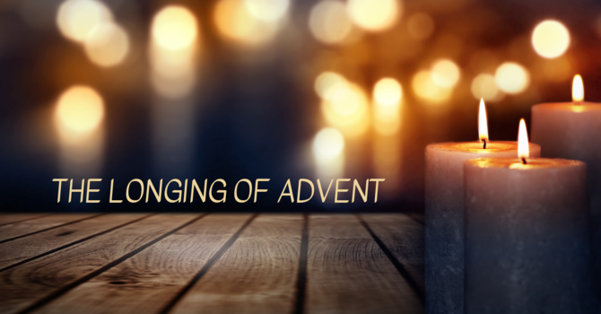 The Longing of Advent image