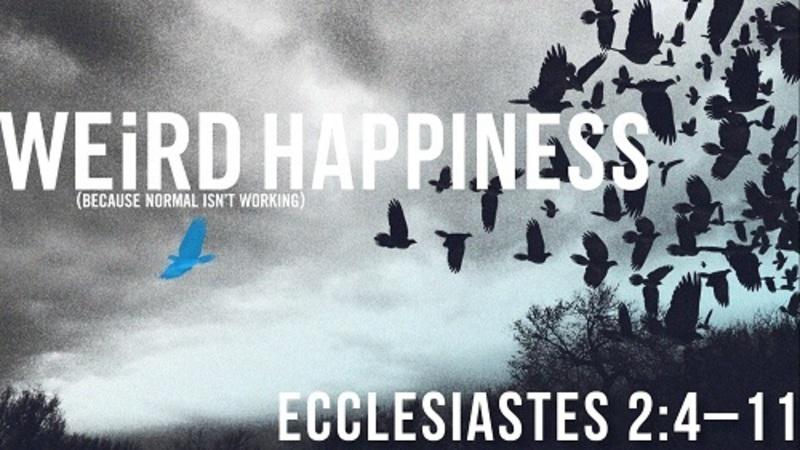 WEiRD Happiness
