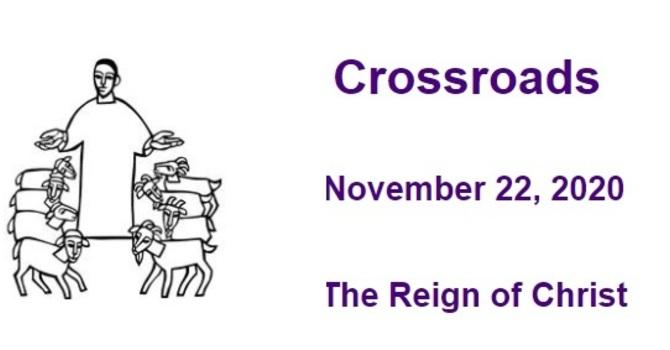 Crossroads November 22, 2020 image