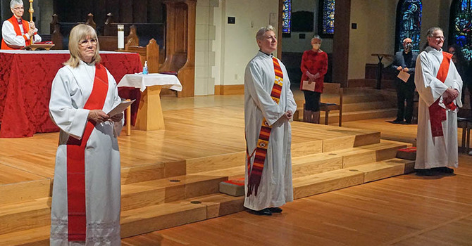 Ordinations in the Holy Church of God  image