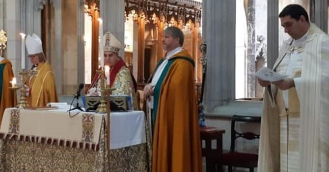 Consecration of the Very Reverend Hosam Naoum image