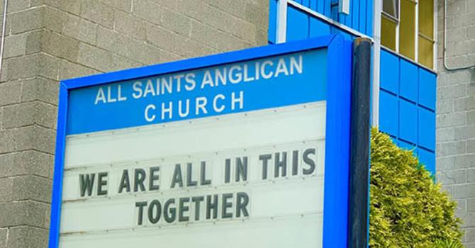 Parish Signs Proclaim God's Presence image