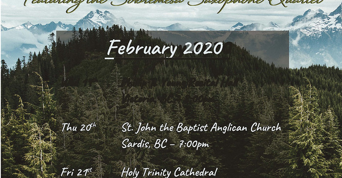 Saxophone Quartet to Tour the Diocese