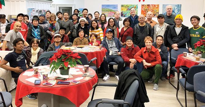 Christmas Carol Service Returns to MtS image