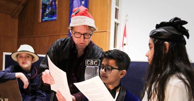 Christmas Eve at St. David's image