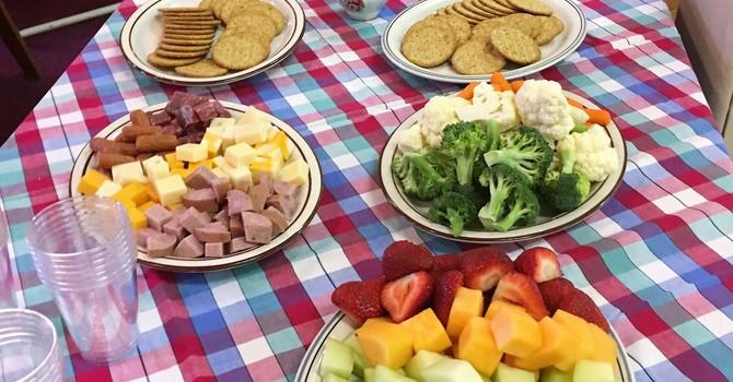 Parish Supper