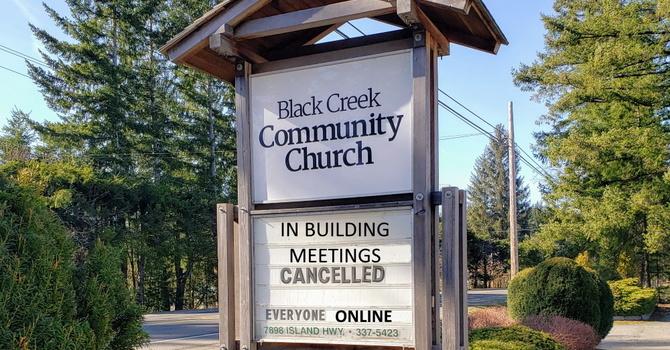 No meetings at church image