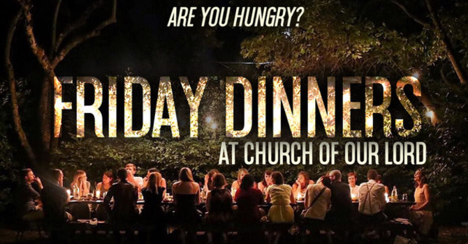 New Outreach Dinner image