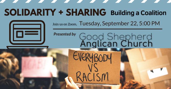 Solidarity and Sharing Zoom Gathering