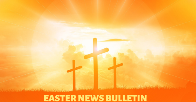 St Paul's April 21 News Bulletin image
