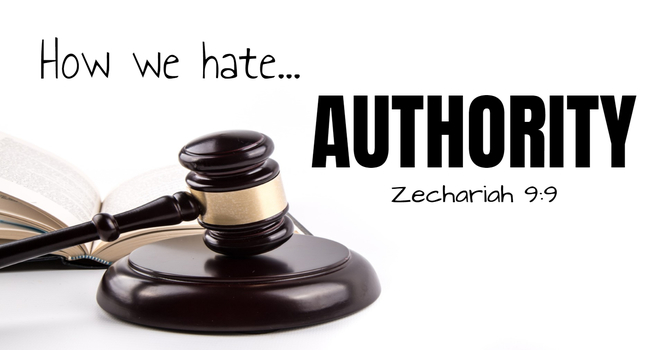 How We Hate Authority image