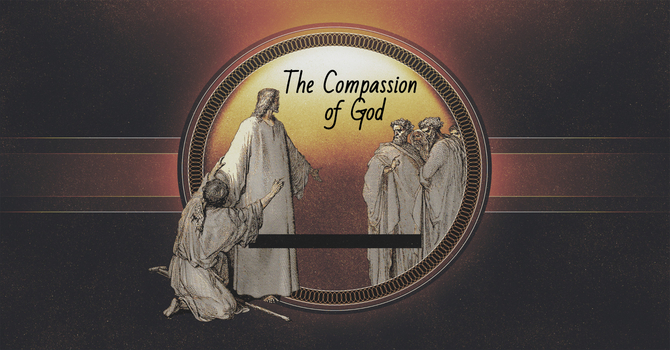 The Compassion of God image