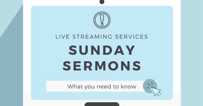 Sermon Streaming