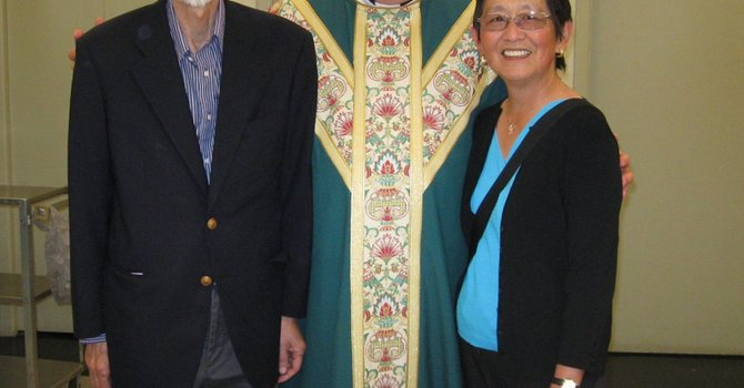 John And Lynne Shozawa's Ministry Celebrated image
