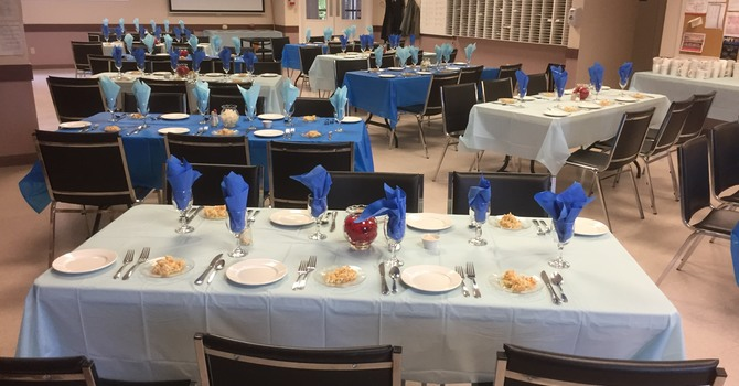 Men's Club Dinner  image
