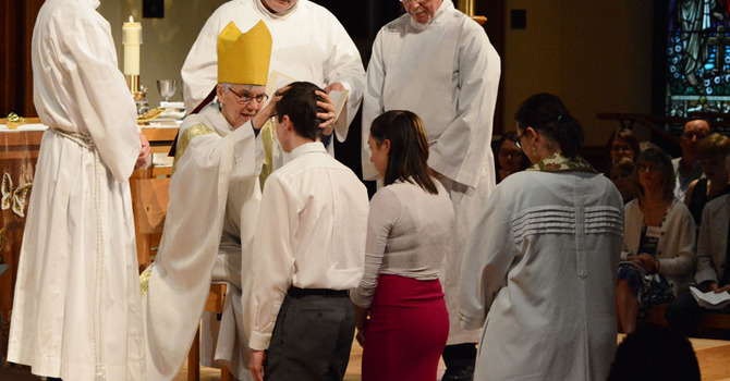 Diocesan Confirmation Eucharist for 2017
